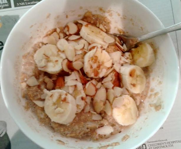 Abs Diet Super Food Oatmeal