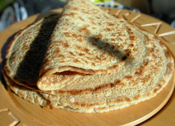 Staffordshire Oatcakes - Traditional English Hotcakes - Pancakes