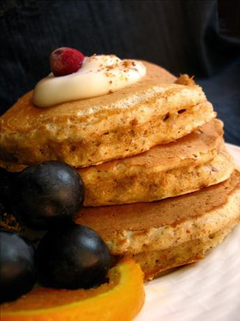 Flax'n Wheat Flapjacks