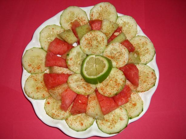 Mexican-Style Fruit Salad