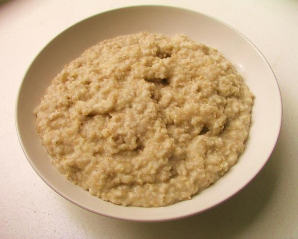 Creamy Scottish Oatmeal (With Crock-Pot Instructions)