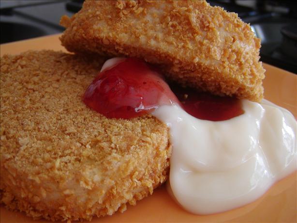 Lorena Garcia's Baked Crispy French Toast