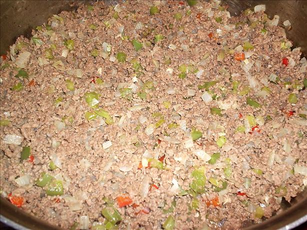 All Purpose Ground Meat Mix