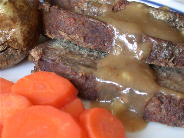 Simple & Delicious Pot Roast