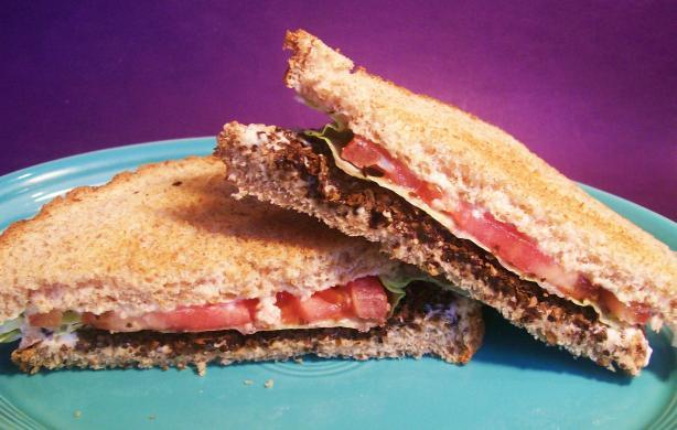 Vegan Dlt (Dulse, Lettuce, and Tomato) Sandwiches