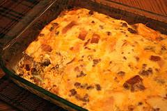 Easy Cheesy Brunch Bake