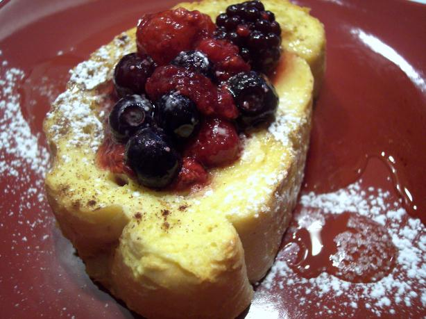 Better Baked French Toast