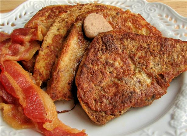 Yummy Low-Fat French Toast