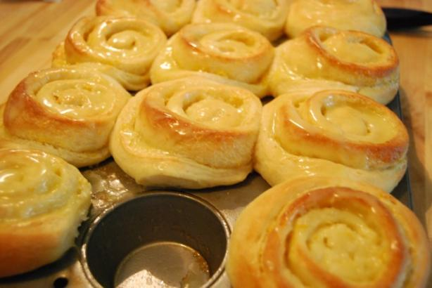 Betty's Orange Rolls