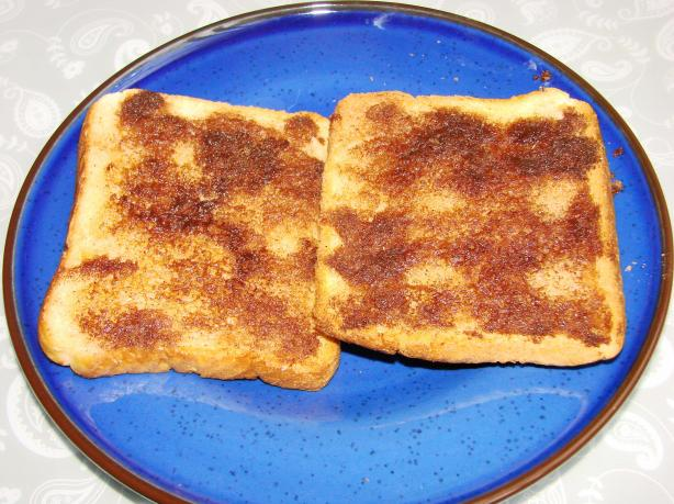 Quick and Easy Cinnamon Toast