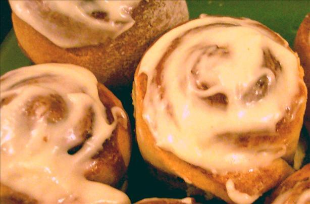 Grandma's Best Cinnamon Rolls