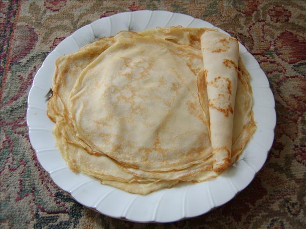 Super Easy, Super Delicious Breakfast Crepes
