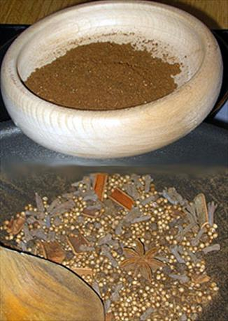 Mom's Teacher's Garam Masala recipe