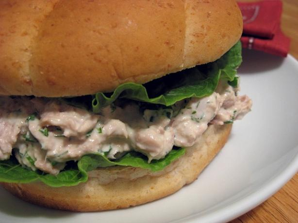 Chicadeli Tuna Sandwich
