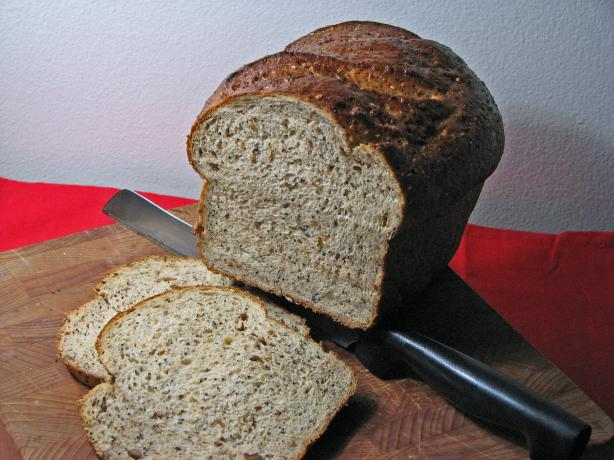 Sesame Whole Wheat Bread