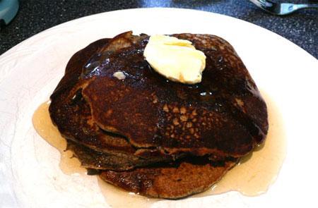 Buttermilk Buckwheat Pancakes (gluten Free)