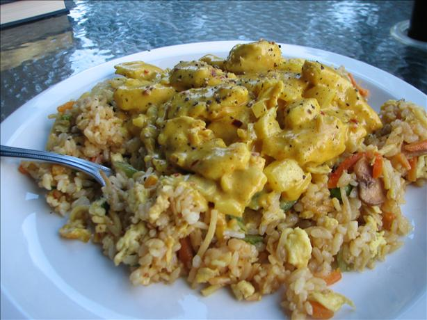 Curry - Lamb, Chicken, Pork or Shrimp