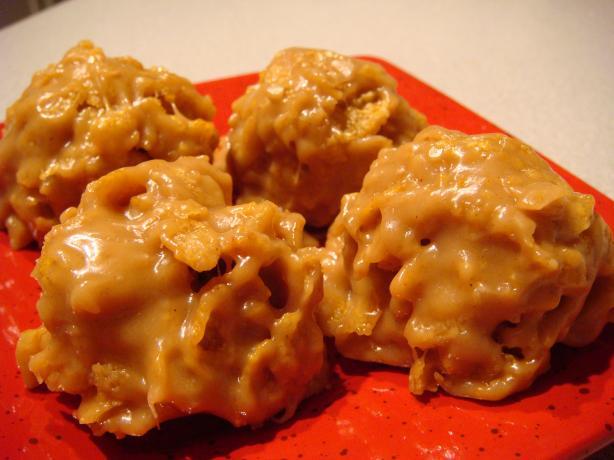 Eunice Peanut Butter Crunch