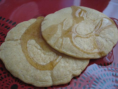 Blender Pancakes (Food Storage)