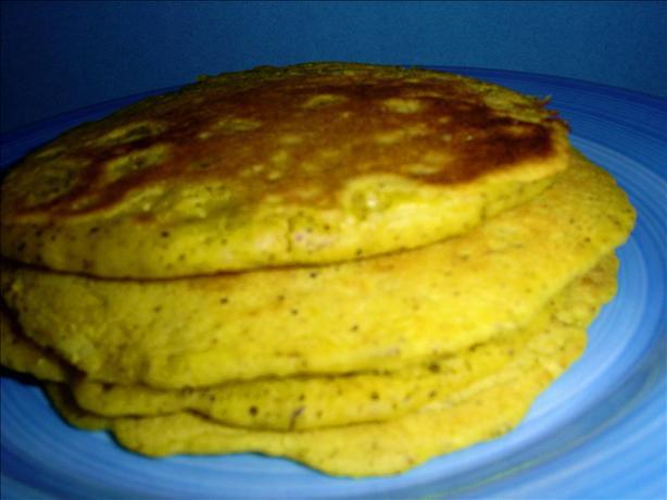 Socca (Provencal Savory Chickpea Pancake) - Gluten-Free