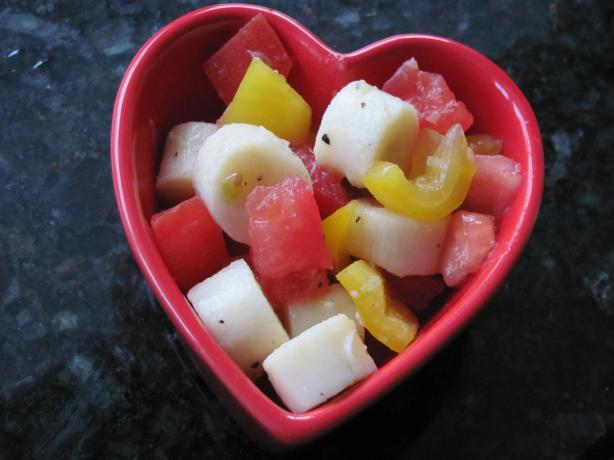 Ensalada Palmito Recipe (Hearts of Palm Salad)