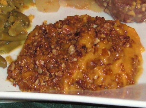 Bourbon Sweet Potato Fluff