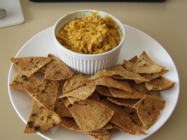 Low Fat Pita Chips