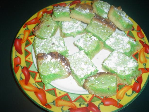 Lime Squares