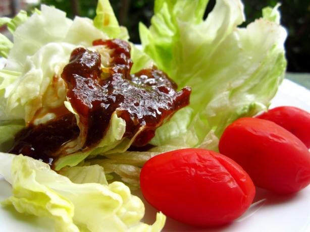 Barbeque Vinaigrette Salad Dressing