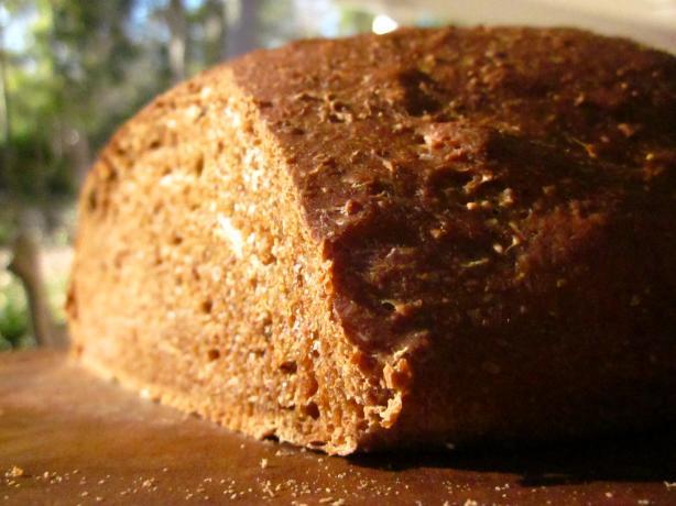 Steakhouse Black Bread - Pumpernickel