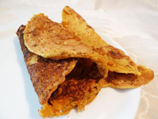 Vegan Lentil Flour Pancake