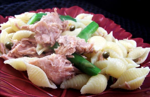 Tuna and Lemon Pasta