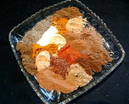 Moroccan Ras El Hanout Spice Mix