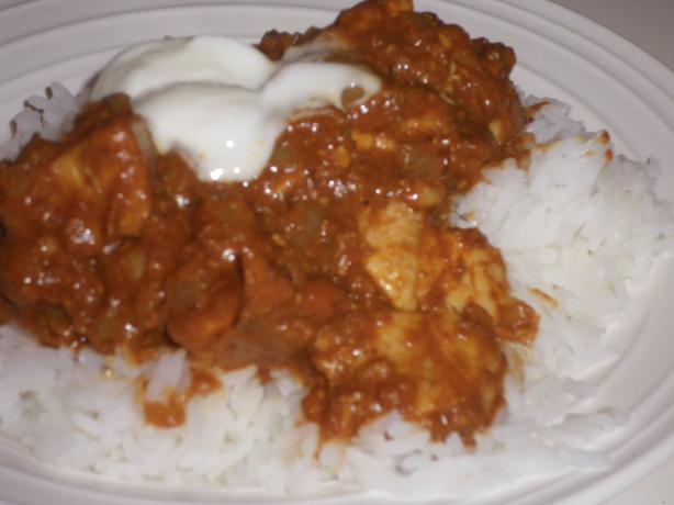Ultimate Chicken Tikka Masala