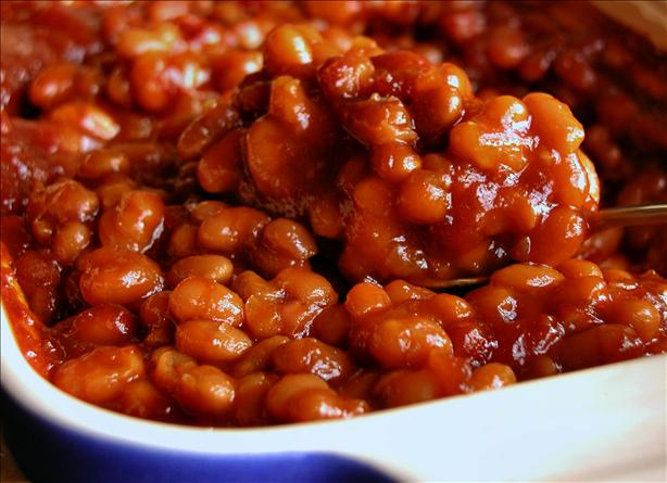 Quick & Easy Baked Beans