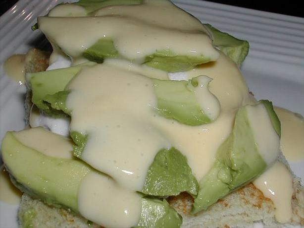 Low Fat Yogurt Hollandaise Sauce