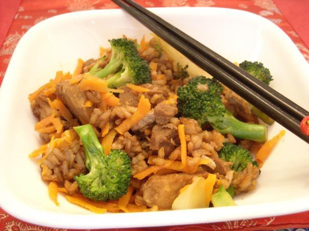 Chinese New Year Rice