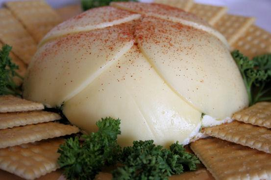 Pesto Cheese Blossom (Paula Deen)