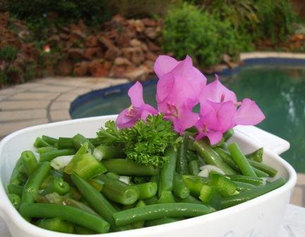 Simply Delicious Whole Green Beans