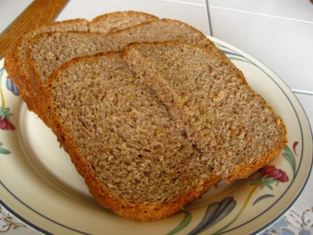 Marmalade Rye Bread A-B-M