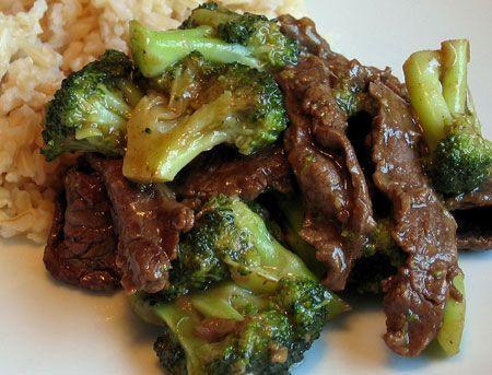 Skillet Beef & Broccoli