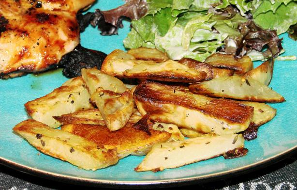 Herbes De Provence Red Potato Oven Fries (Rachael Ray)