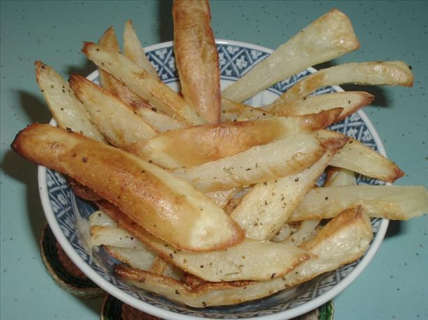 Rosemary & Garlic Oven Fries
