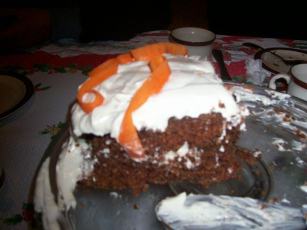 Mom-Mom's Carrot Cake