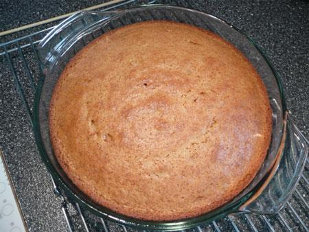 Gluten Free Sorghum Cake