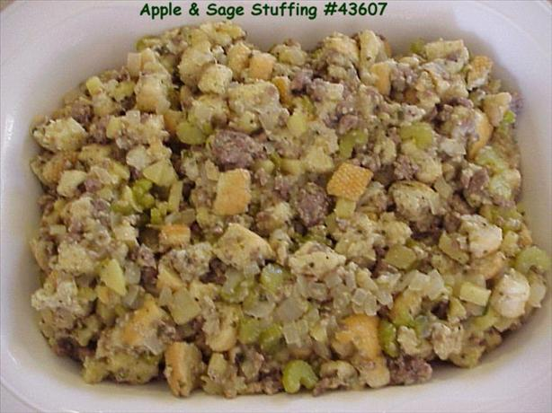Apple and Sage Stuffing