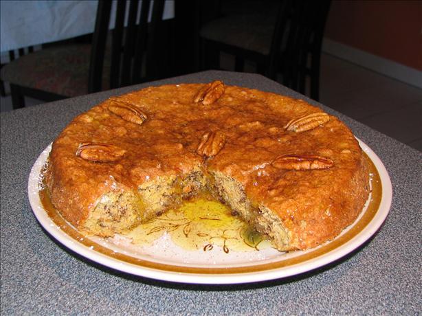 Karithopita - Olympic Walnut Cake