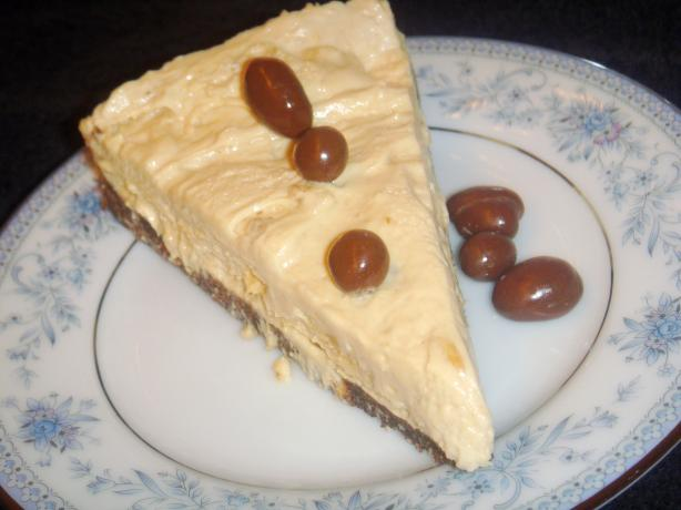 Crunchy Peanut Butter and Chocolate Pie