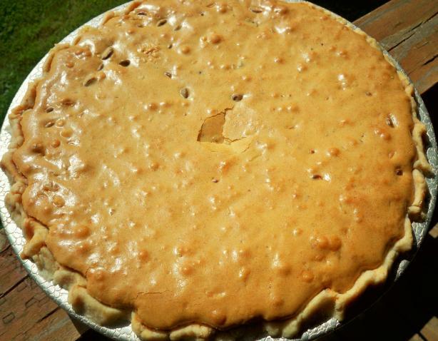 Linda's Toll House Pie