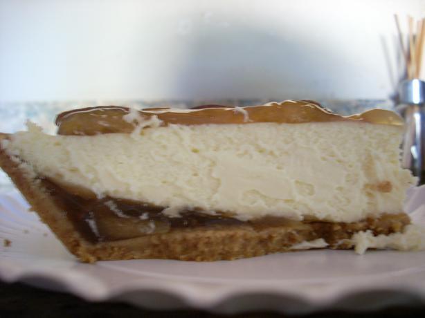 Paula Deen's Caramel Apple Cheesecake